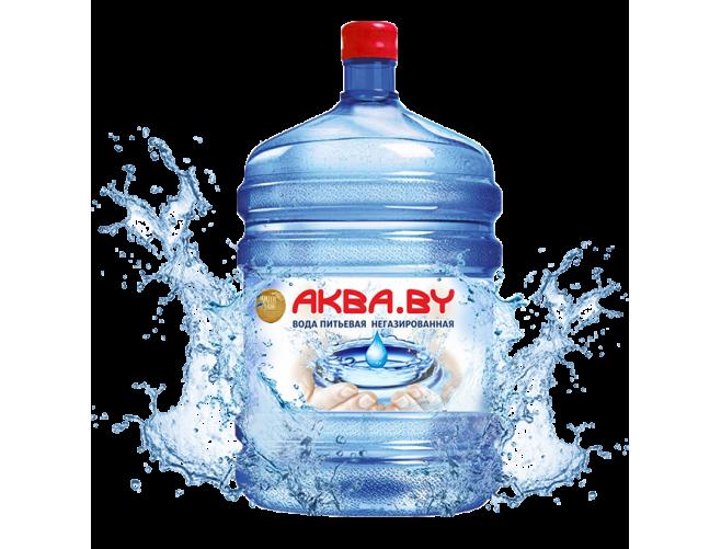 Вода природная, 18,9 л