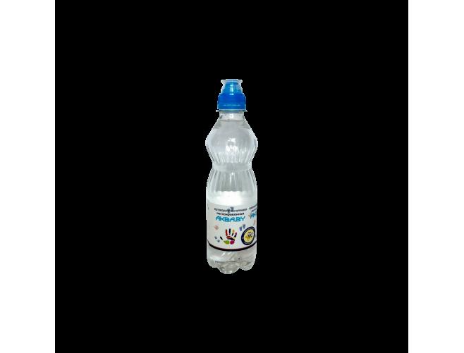 Вода природная (детская), 15 бут по 0,35л (Товар для самовывоза)