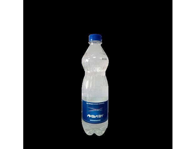 Вода природная, 12 бут по 0,6л (Товар для самовывоза)