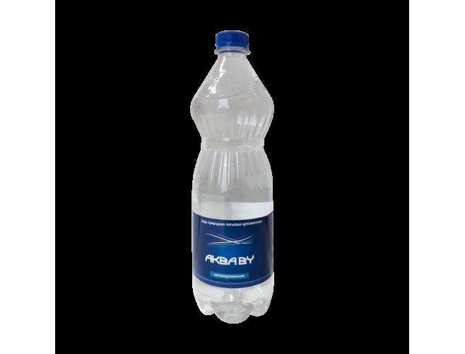 Вода природная, 8 бут по 1л (Товар для самовывоза)
