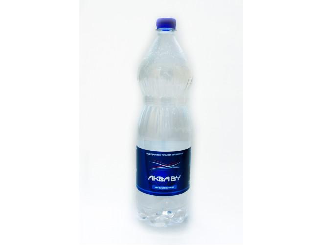 Вода природная, 6 бут по1,5л (Товар для самовывоза)